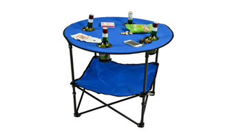 Canvas Picnic Table